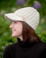 Trenza button Hat
